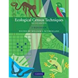Ecological Census Techniques, Second Edition: A Handbook