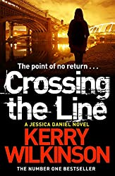 Crossing the Line (Jessica Daniel Series Book 8)