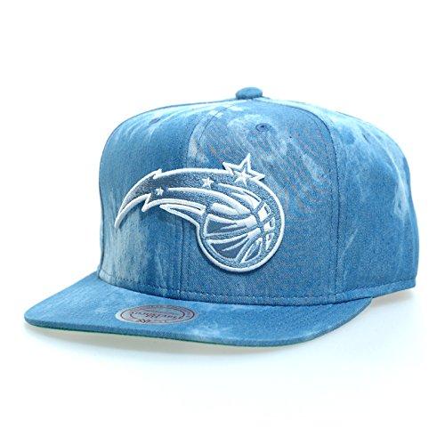 Mitchell & Ness - ORLANDO MAGIC BLUE BATIK WASH - Snapback - NBA Cap - Blau Orlando Magic Snap