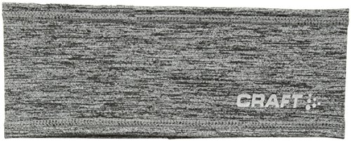 Craft Sport Thermal Stirnband Unisex XL Grau meliert