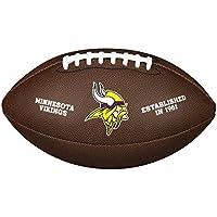 Wilson Minnesota Vikings Logo Fußball