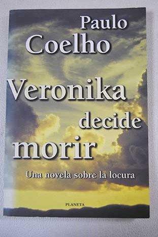 Veronika Decide Morir - Tapa Azul