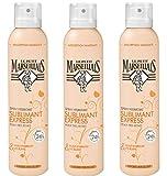 Le Petit Marseillais Spray Nutrition Express Peau Très Sèche Huile Abricot Lys 200 ml - Lot de 3