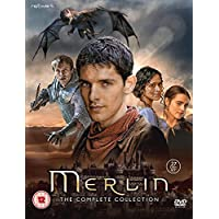 Merlin: The Complete Collection [DVD]