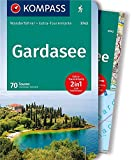 KOMPASS Wanderführer Gardasee: Wanderführer mit Extra-Tourenkarte 1:60.000, 70 Touren, GPX-Daten zum Download.