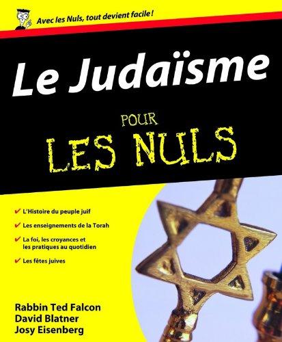 Le Judaïsme pour les nuls par Ted FALCON