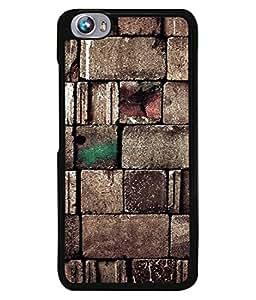 PrintVisa Designer Back Case Cover for Micromax Canvas Fire 4 A107 (Love Lovely Attitude Men Man Manly)