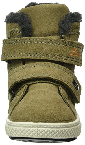 Lurchi Nori-Tex, Chaussures Marche Bébé Fille Marron - Braun (Mud 44)