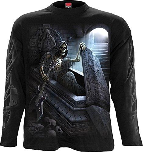 Spiral Men - Unforgiven - Longsleeve T-Shirt Black