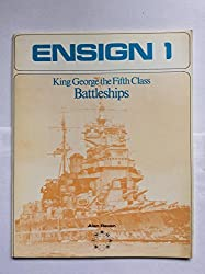 King George the Fifth Class Battleships (Ensign) by Alan Raven (1972-12-06)