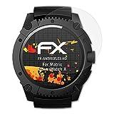 atFoliX Folie für Matrix PowerWatch X Displayschutzfolie - 3 x FX-Antireflex-HD hochauflösende entspiegelnde Schutzfolie