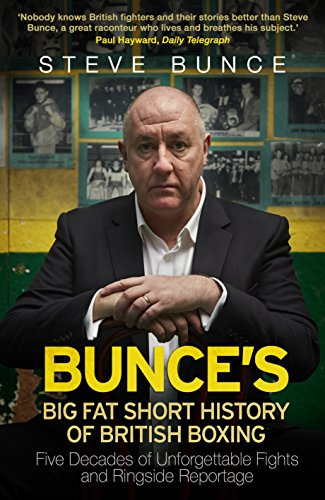 Bunce's Big Fat Short History of British Boxing
