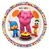Pocoyo Dinner Plates (8) by Party Destination
