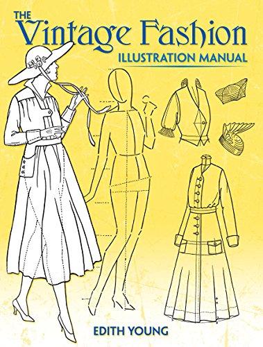 The Vintage Fashion Illustration - Jazz Kostüm Designs