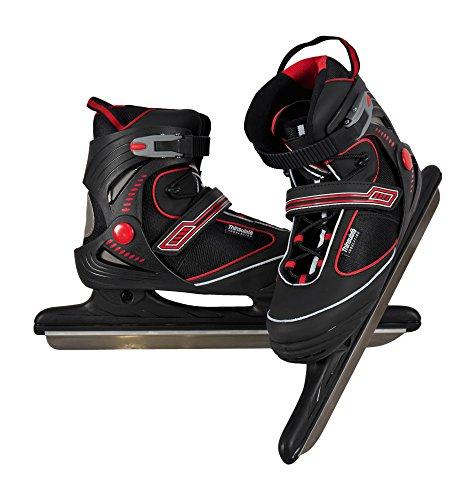 Schlittschuhe Noren Eisschnelllauf-Schlittschuhe Für Sie und Ihn -