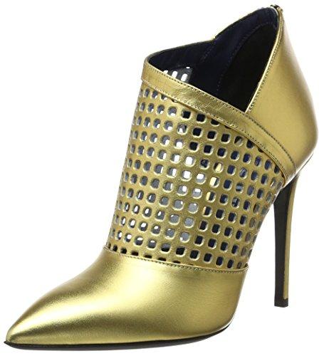 Pollini Shoes SA1007, Scarpe con tacco Donna Oro (Gold 901)