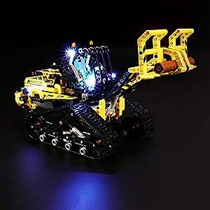 BRIKSMAX Kit di Illuminazione a LED per Lego Techinc Ruspa cingolata, Compatibile con Il Modello Lego 42094 Mattoncini… 0716852280117 LEGO