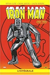 Iron Man l'Intégrale, Tome 1 : 1963-1964