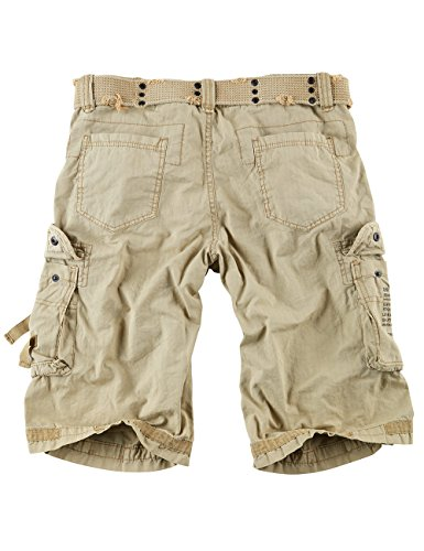 Surplus Royal Herren Cargo Shorts Royalsahara