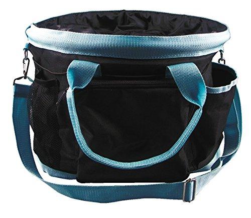Putztasche mit 7 Seitentaschen und Innentasche