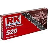 Cadena RK estándar abierto Clip 520/118eslabones