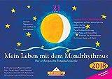 Mein Leben mit dem Mondrhythmus: Taschenkalender - Edith Stadig
