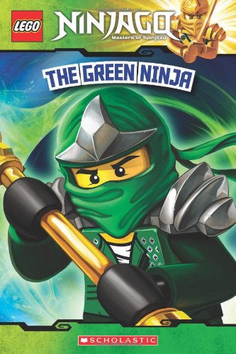 The Green Ninja (Lego Ninjago: Reader) (Lego Ninjago Masters of Spinjutzu)