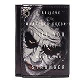 DC Comics Batman Joker Nero portafoglio