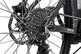 Telefunken E-Bike Mountainbike Elektrofahrrad...Vergleich