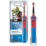 Oral-B Stages Power Kids Electric Toothbrush Featuring Disney Star Wars
