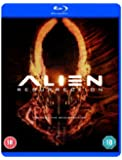 Alien Resurrection [Blu-ray] [1997]