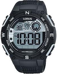 Lorus Gents Digital Strap Watch