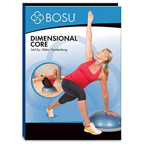 Bosu 3D Core DVD
