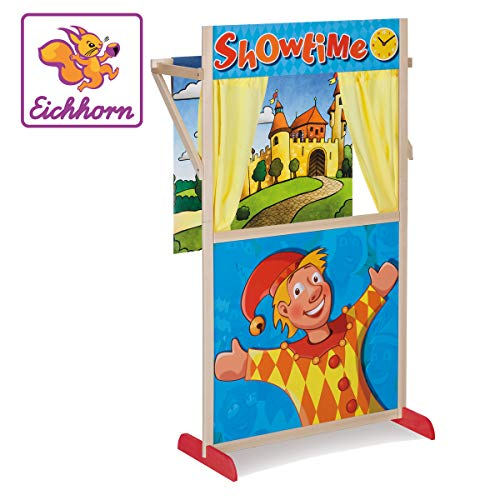 Eichhorn Puppet Theater Booth Guiñol - Juegos rol