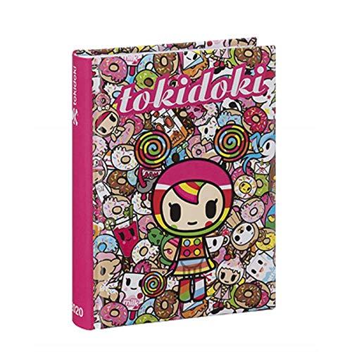 Franco Panini. Diario Scuola Agenda Tokidoki Candy 16 Mesi Datato 2019/2020 Rosa 17x12,5 cm + Penna Colorata Omaggio
