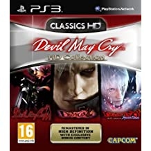 [UK-Import]Devil May Cry HD Collection Game PS3
