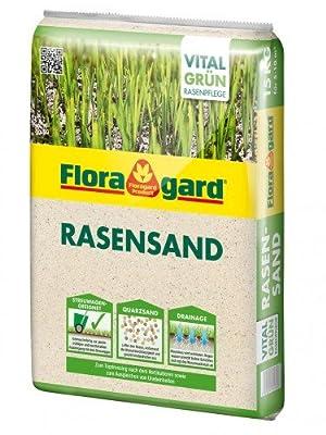 Floragard Rasensand 15 kg von Compo GmbH - Du und dein Garten