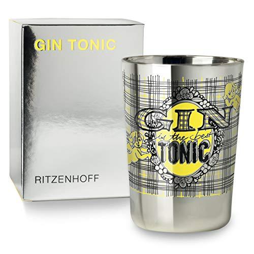 RITZENHOFF Next Gin Ginglas von Claus Dorsch, aus Kristallglas, 250 ml