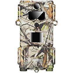Minox 60725 Caméra du Surveillance Mixte Adulte, Camouflage, Slim