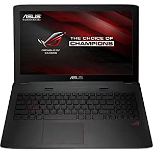 Ordinateur Portable ASUS ROG G552VW-DM271T Gris Metal