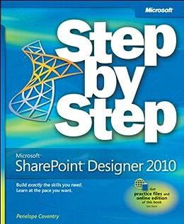 Microsoft SharePoint Designer 2010 Step by Step par [Coventry, Penelope]