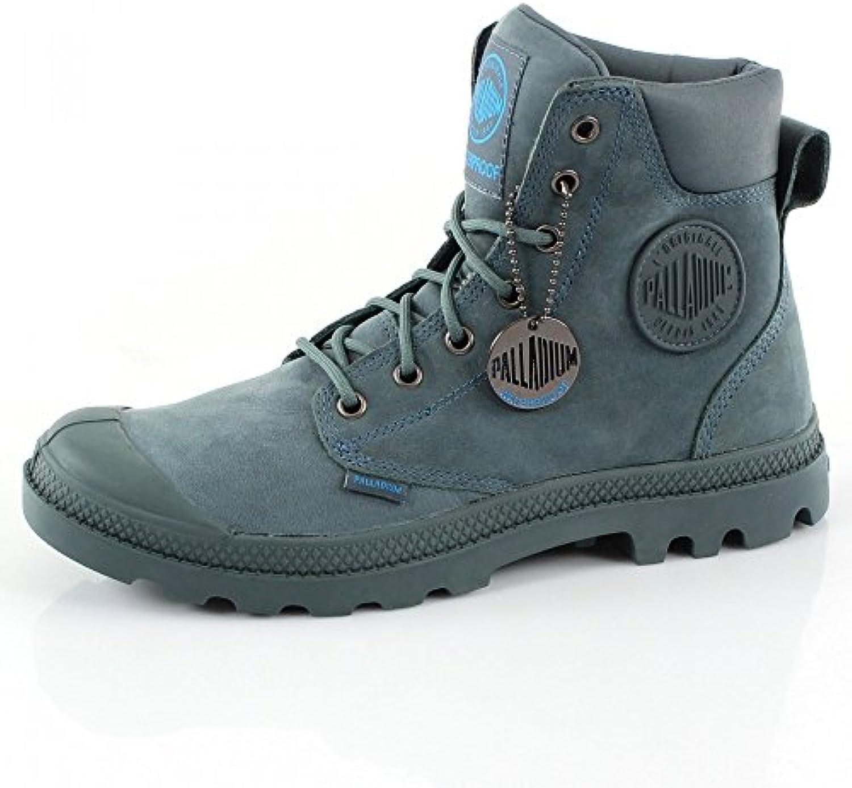 Palladium Pampa Cuff Wp Lux 452 Leder unisex Sneaker Neuheit FW 2014