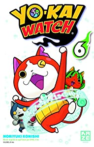 Yo-Kai Watch Edition simple Tome 6