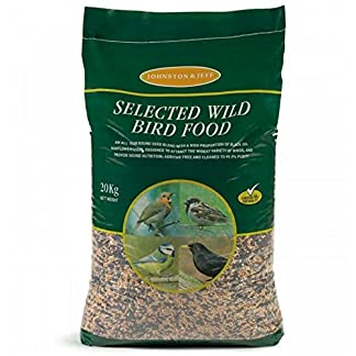 Johnston & Jeff Wild Bird Food, 20 kg Johnston & Jeff Wild Bird Food, 20 kg 51fhCazgeWL