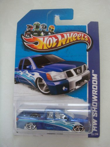 nissan-titan-13-hot-wheels-164-250-blue-vehicle