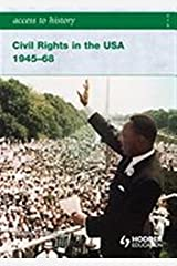 Access to History: Civil Rights in the USA 1945-68 Paperback