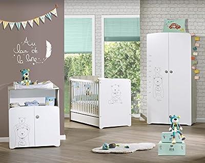 Baby Price Teddy Ref.7b031cajón para cuna (120x 60cm)