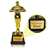 Best Father's Day Gifts For The Sporting Dads - The Twiddlers Dads Gift Trophy - Engraved Review