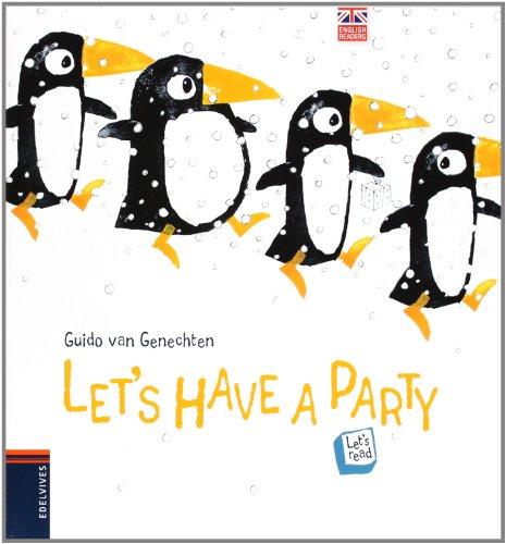 Let's Have a Party (Let's Read) por Guido van Genechten
