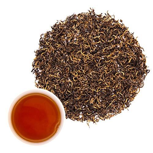 Yunnan Black Tea China | Hochwertiger chinesischer Schwarztee | Beste Teequalität direkt von preisgekrönten Teegärten | Ideal für alle Teeliebhaber und als Geschenk